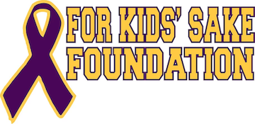 For Kids' Sake Foundation Logo